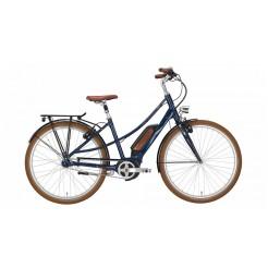 Excelsior Vintage E, Navy Blue