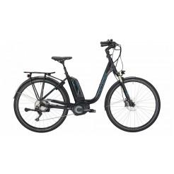 Victoria Rad E-trekk. 8.10c 28/56, Black Matt/coolgrey