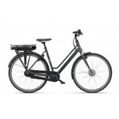 Batavus Fonk E-go® Plus, Zwart Mat