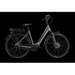 Multicycle Solo Em, Gray Matte